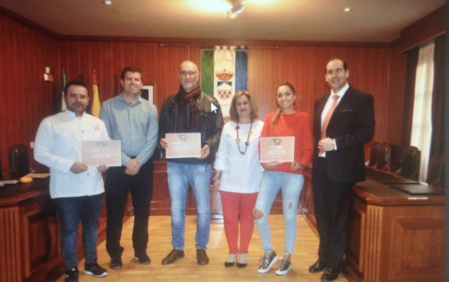 Monachil premia a sus mejores restaurantes en el marco de su IV Ruta de la Tapa