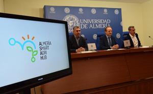 La transformación digital de la agricultura llega con la Almería Smart Agri Hub