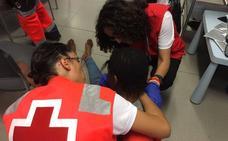 Cruz Roja atendió en 2018 a 5.000 extranjeros más que el año anterior