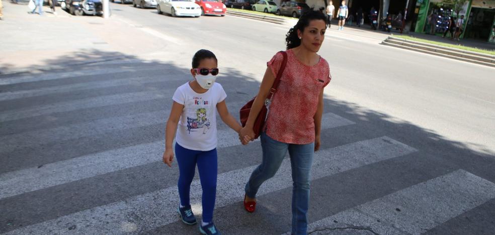 La primavera en Jaén será más dura y más larga que la pasada para los alérgicos de la provincia