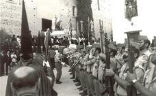 La Legión vuelve a la Semana Santa de Granada
