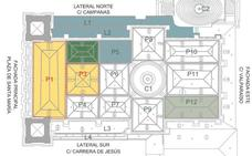 Adjudican por 500.000 euros un nuevo arreglo del tejado de la Catedral