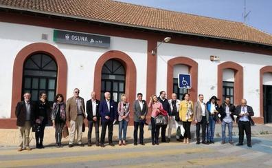 Almería clama por un tren normal