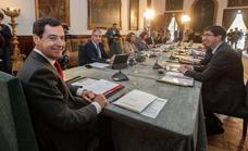 Marín abre la puerta a la reforma del Estatuto sin el consenso del PSOE