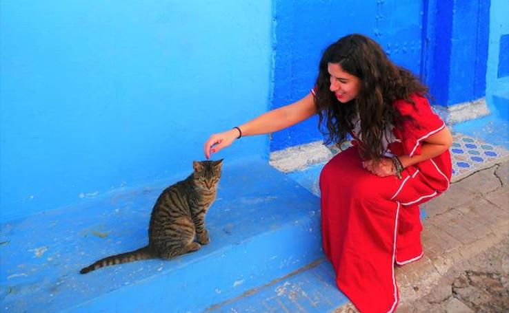 Los rincones que ha recorrido 'La Cosmopolilla' granadina, de la Costa Tropical a Nepal