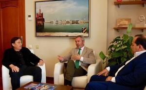 Puerto y empresarios unen fuerzas para trabajar por la Costa
