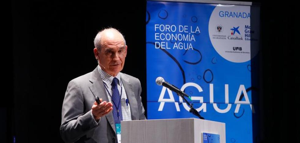 Rafael Mujeriego: «La reutilización de agua está estigmatizada»