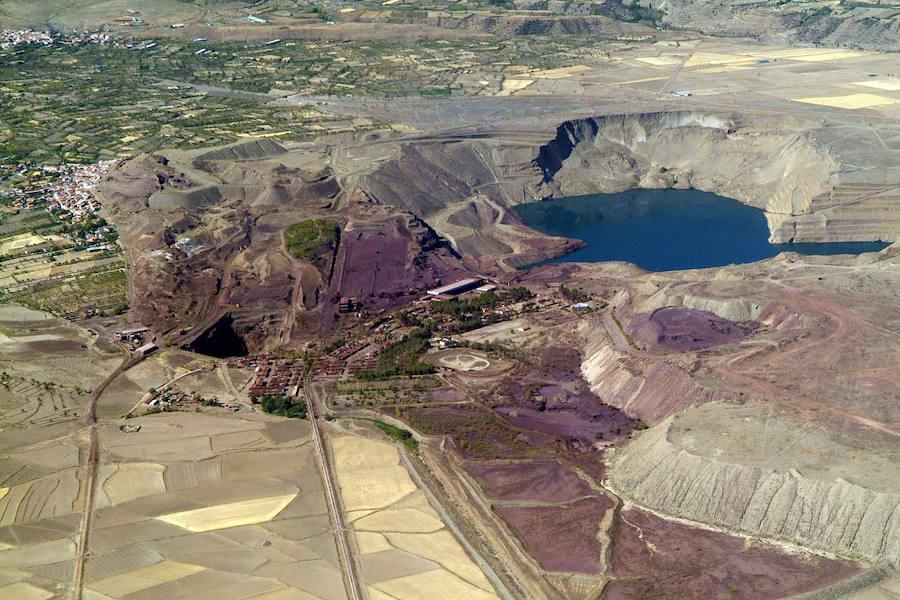 La historia de la minas de Alquife en imágenes