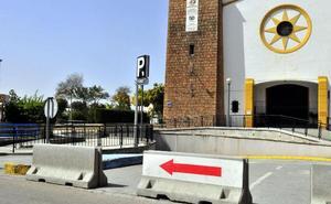 El alcalde de Linares plantea reabrir el parking de San Agustín para Semana Santa