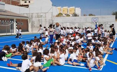 Pide que los colegios abran sus pistas deportivas en horario no lectivo