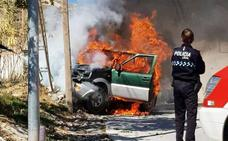 Semana negra sobre el asfalto: cuatro fallecidos en tres accidentes en la provincia de Granada