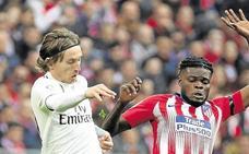 Real Madrid y Atlético se verán las caras en EE UU