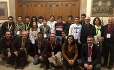 Dos alumnos almerienses en el 'top 20' de la Olimpiada Matemática Española