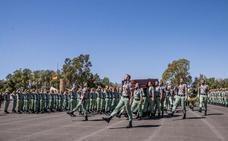 Luto en la Brigada de la Legión
