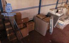 Desarticulada una banda que estafaba a empresas de Jaén