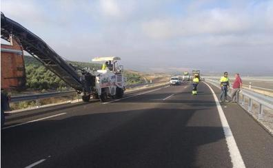 Diputación aprueba una moción para instar a la Junta a terminar la Autovía del Olivar