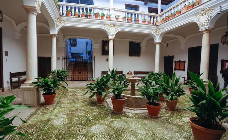Así Palacio de los Marqueses de Casablanca por dentro
