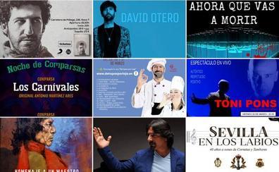 10 planes que no te puedes perder este fin de semana en Granada