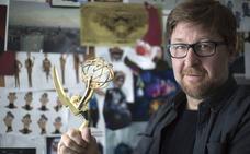Rodrigo Blaas, el 'alma' granadina de Guillermo del Toro