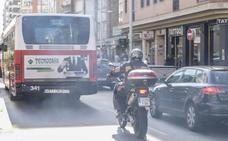 Granada y la contaminación