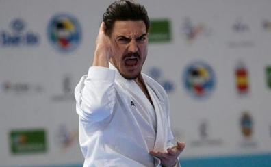 Sandra Sánchez y Damián Quintero disputarán las finales de kata