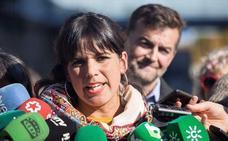 Teresa Rodríguez critica que no le permitan renunciar a las dietas del Parlamento: «No dejan para no renunciar ellos»