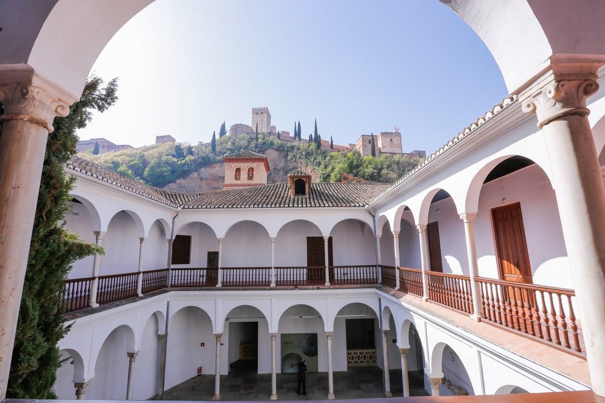 La Casa de Castril, por dentro