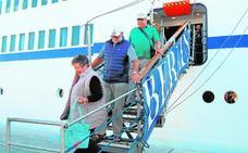 Motril recibirá 20 cruceros de lujo y un 53% más de pasajeros que en 2018