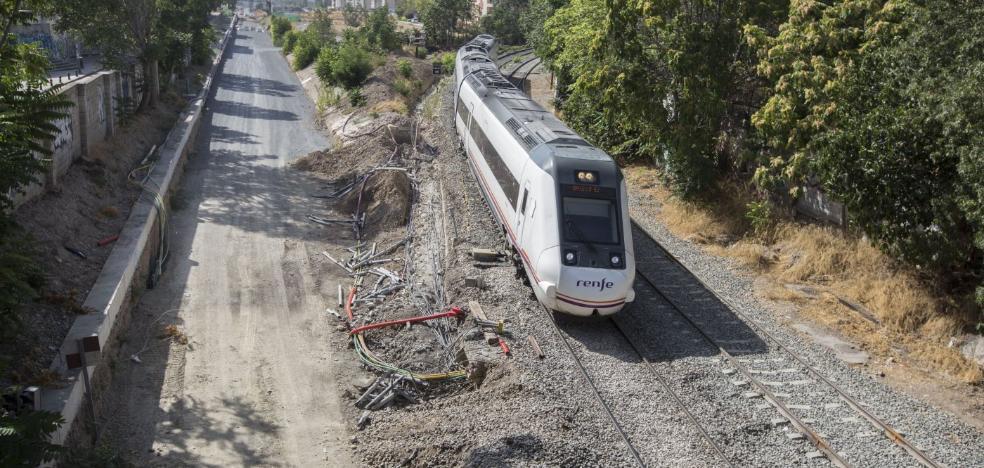 El intercambiador para trenes con Granada no estará hasta 2020