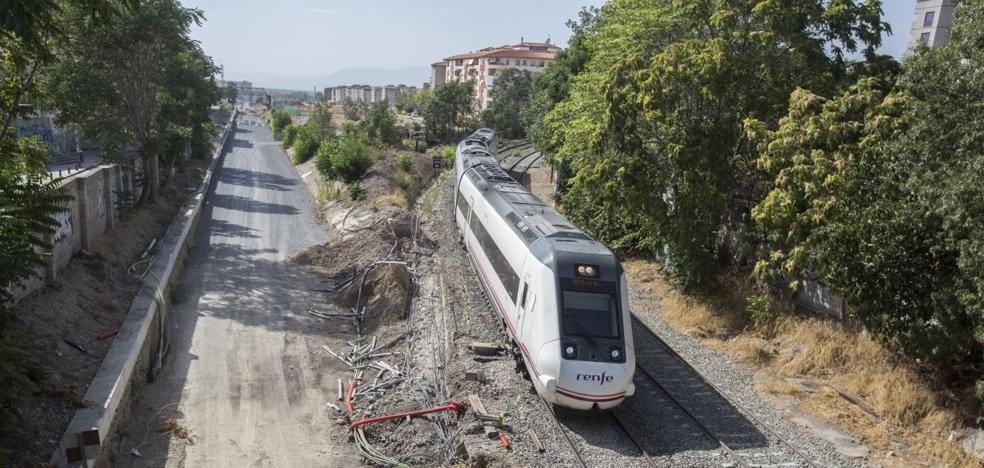 El intercambiador para trenes de Almería no estará hasta 2020