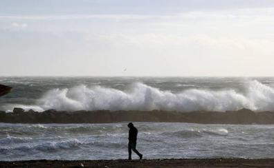 Aviso amarillo en Almería por fenómenos costeros
