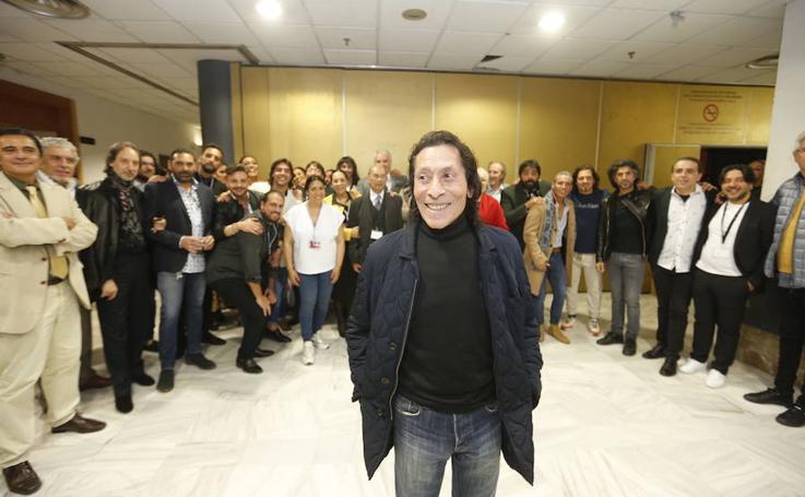 Granada homenajea a Manolete