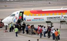 El Aeropuerto de Almería enlazará con 36 ciudades desde el domingo