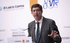 Marín dice que no le temblará el pulso si hay irregularidades en la actividad privada del delegado de Economía en Málaga