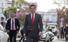 Moreno recibirá a Maíllo el lunes para hablar de Doñana