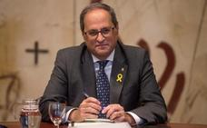 Torra propone una triple alianza ibérica de estados independientes entre España, Portugal y Cataluña