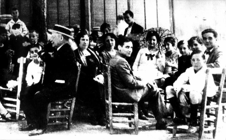 Noventa años de historia de balneario de Lanjarón