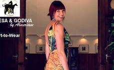 Almeriane participará en el desfile del Guinnes Récords de la Moda con su marca Akhesa and Godiva