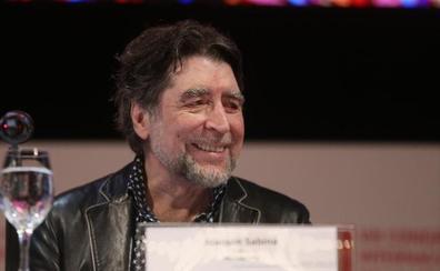 Joaquín Sabina, «feliz impostor» en la poesía y en el tango