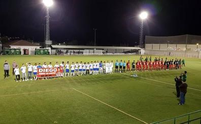 El deporte local rinde homenaje a Diego Gutiérrez