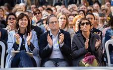 Torra advierte de que el PSOE pactará con los que quieren suprimir las instituciones catalanas y aplicar el 155