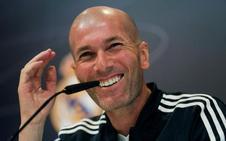 Zidane muestra su predilección por Pogba