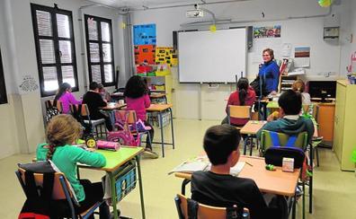 «El colegio se calienta con radiadores de aceite programados con temporizadores»
