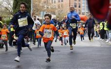 Encuéntrate en las fotos de la carrera del Padre Marcelino 2019