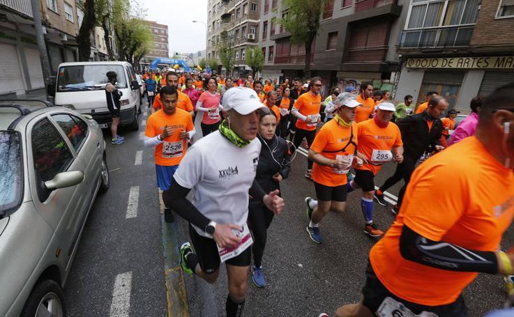 Encuéntrate en la carrera Memorial Padre Marcelino de Granada (I)
