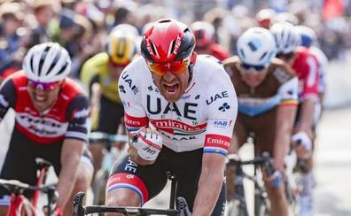 Alexander Kristoff se adjudica la Gante-Wevelgem