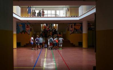 Solo tres de cada diez unidades educativas son públicas en Granada