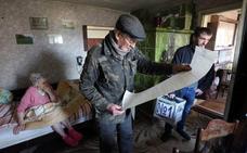 Zelenski cobra ventaja sobre Poroshenko en las presidenciales ucranianas