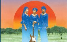 Rock Tuareg con 'Les Filles' de Illighadad, hoy en el Planta Baja