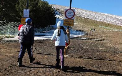 La Ragua busca alternativas para no quedarse vacía otro año más por falta de nieve